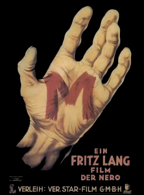 M by Fritz Lang