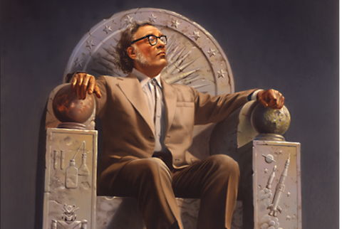 asimov throne
