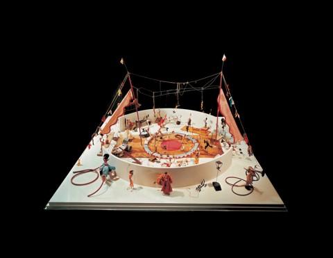 calder circus whitney