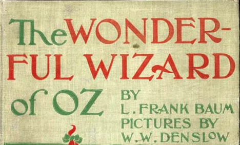 The Complete Wizard of Oz Series, Available as Free eBooks and Free Audio Books