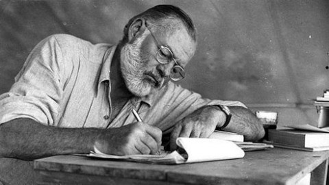 18 (Free) Books Ernest Hemingway Wished He Could Read Again for the First Time