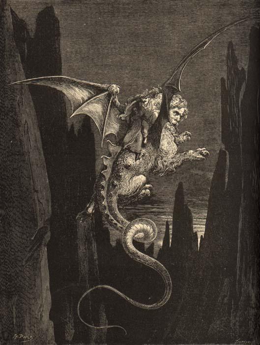 Gustave Dore S Dramatic Illustrations Of Dante S Divine