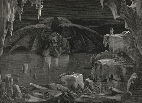 3:Gustave Dore Satan