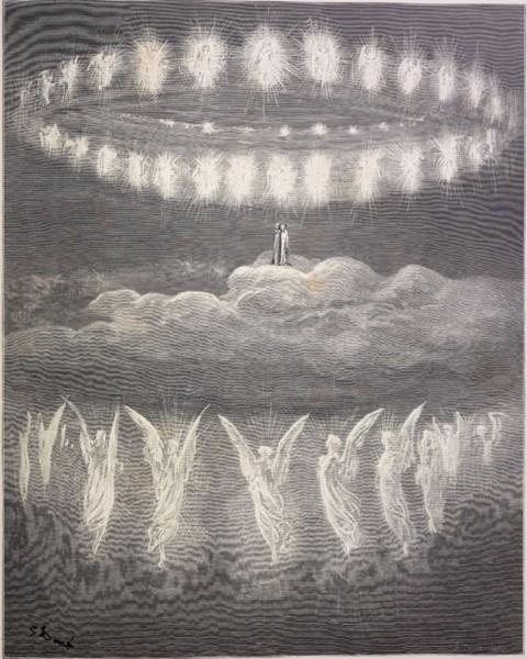 Gustave Doré's Dramatic Illustrations of Dante's Divine