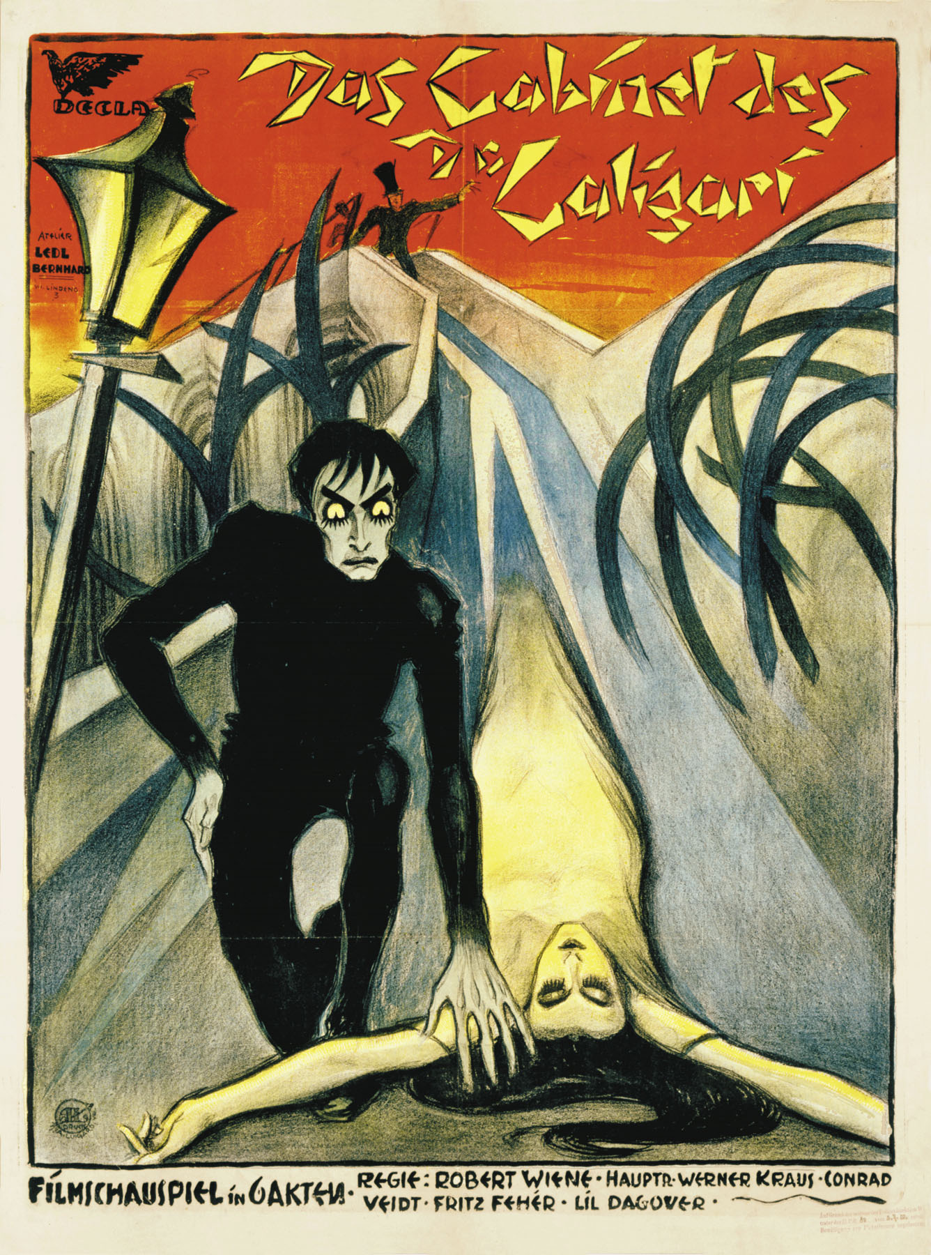 Watch The Cabinet of Dr. Caligari, the Influential German ...