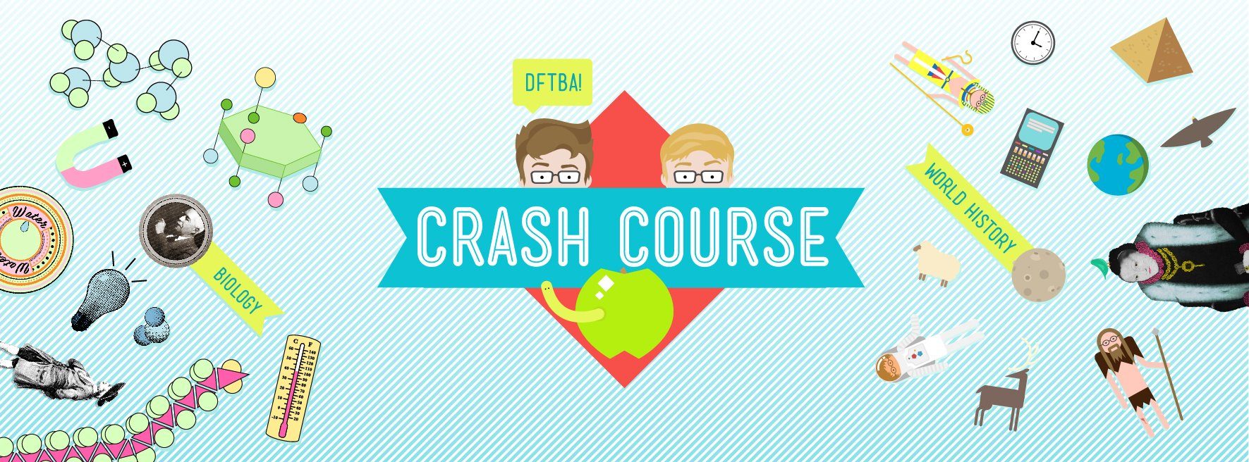 Crash course on literature