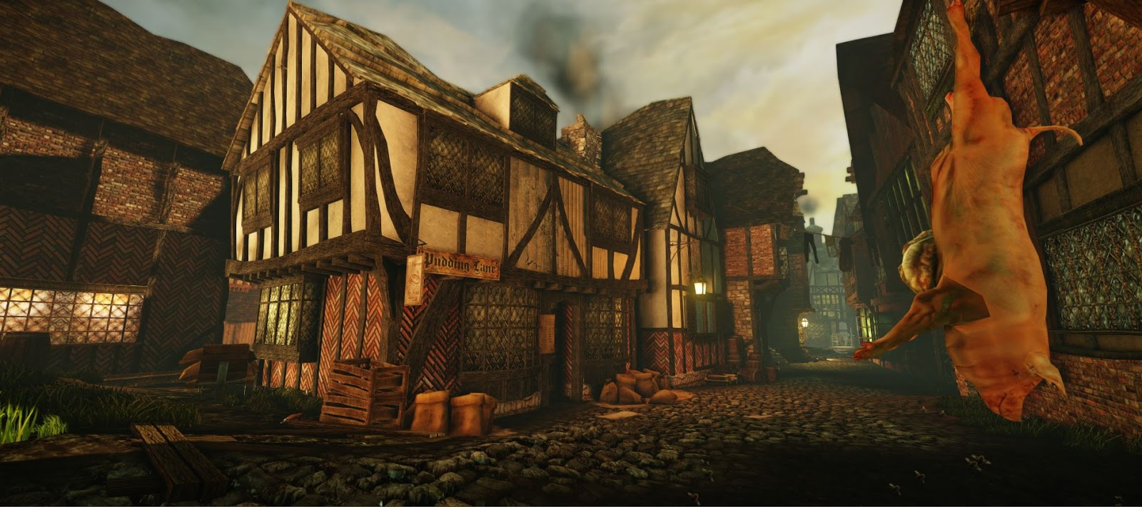 Prize-Winning Animation Lets You Fly Through 17th Century London