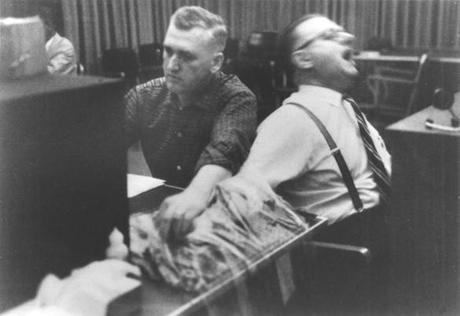 Image result for Milgram experiment