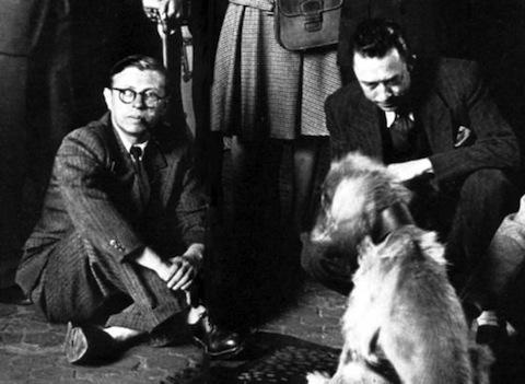 Sartre y Camus