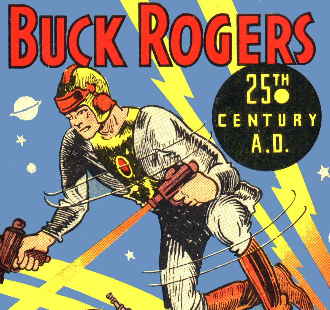 Hear Vintage Episodes of Buck Rogers, the Sci-Fi Radio Show That First Aired in 1932 | Open Culture