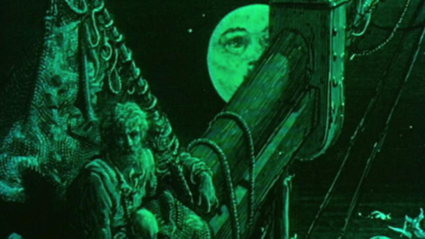 coleridge s rime of the ancient mariner animated a classic  coleridge s rime of the ancient mariner animated a classic version narrated by orson welles open culture
