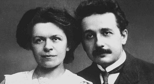 Albert Einstein Imposes on His First Wife a Cruel List of