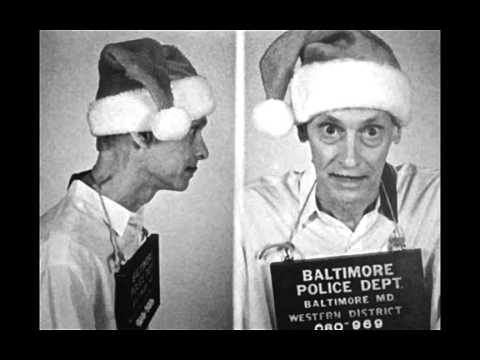 John Waters Christmas.John Waters Makes Handmade Christmas Cards Says The Whole
