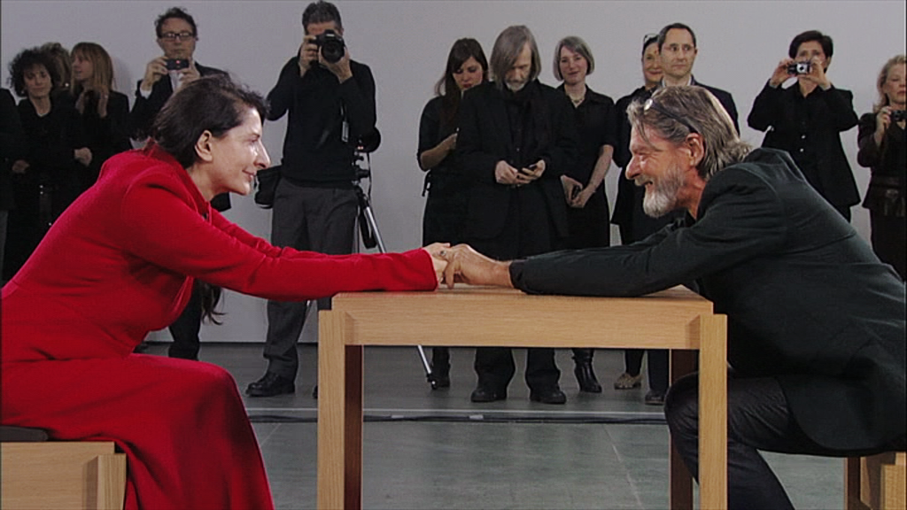 In touching video artist marina abramovi former lover ulay in touching video artist marina abramovi former lover ulay reunite after 22 years apart open culture thecheapjerseys Image collections