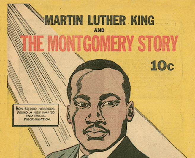 Read Martin Luther King And The Montgomery Story The Influential