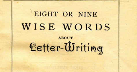Lewis Carroll's 8 Still-Relevant Rules For Letter-Writing