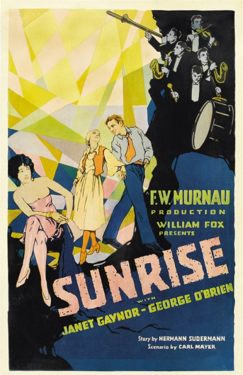 Free: F. W. Murnau's Sunrise, the 1927 Masterpiece Voted the 5th Best Movie of All Time