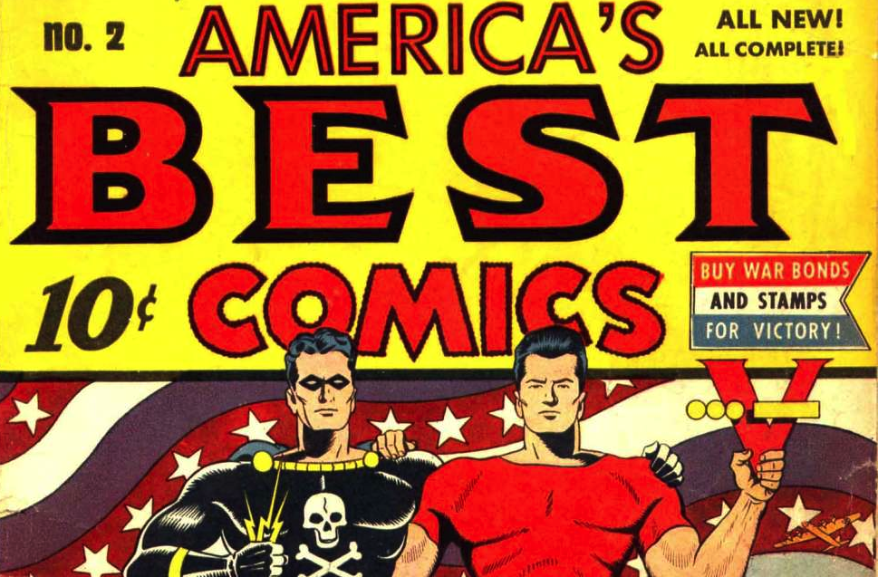Download Over 22,000 Golden & Silver Age Comic Books from the Comic