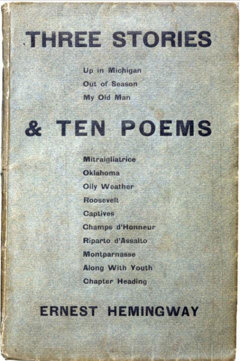 Hemingway1stStories1