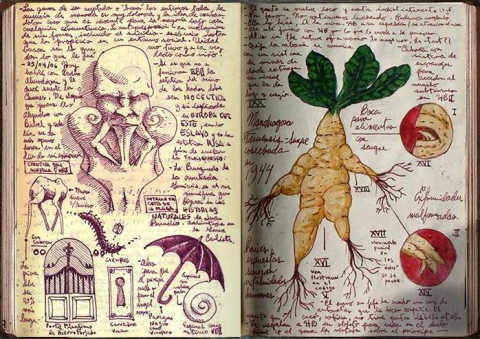 Sketches by Guillermo del Toro Take You Inside the Director's ...