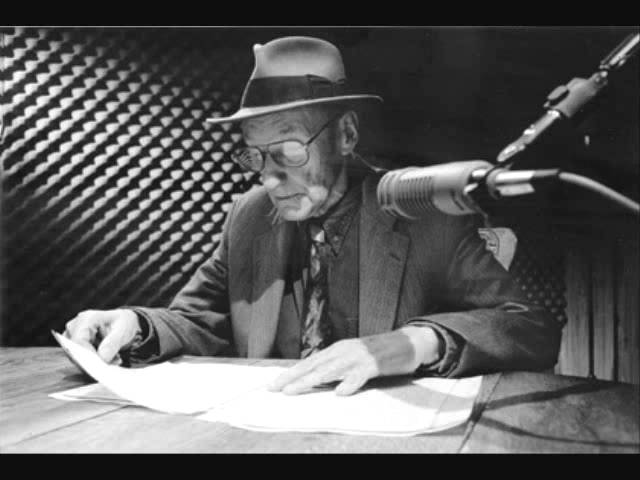 burroughs reading