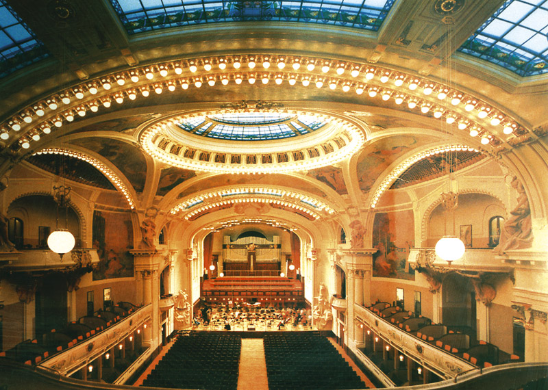 The World Concert Hall: Listen To The Best Live Classical