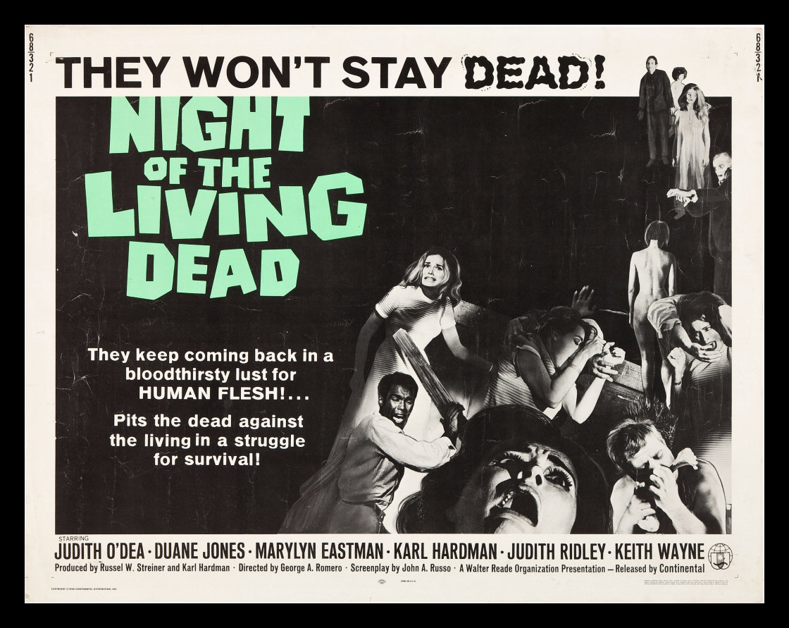 night of the living dead free