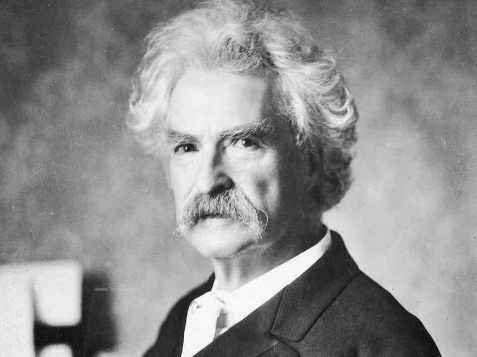 a biography of samuel langhorne clemens the writer of the great american novel Samuel langhorne clemens, far better known as mark twain, was an american writer which is regularly referred to as 'the great american novel.