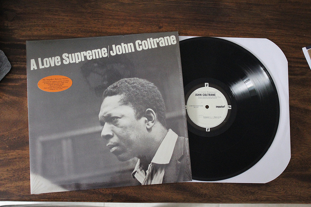 John Coltrane Plays Only Live Performance of A Love Supreme (1965)