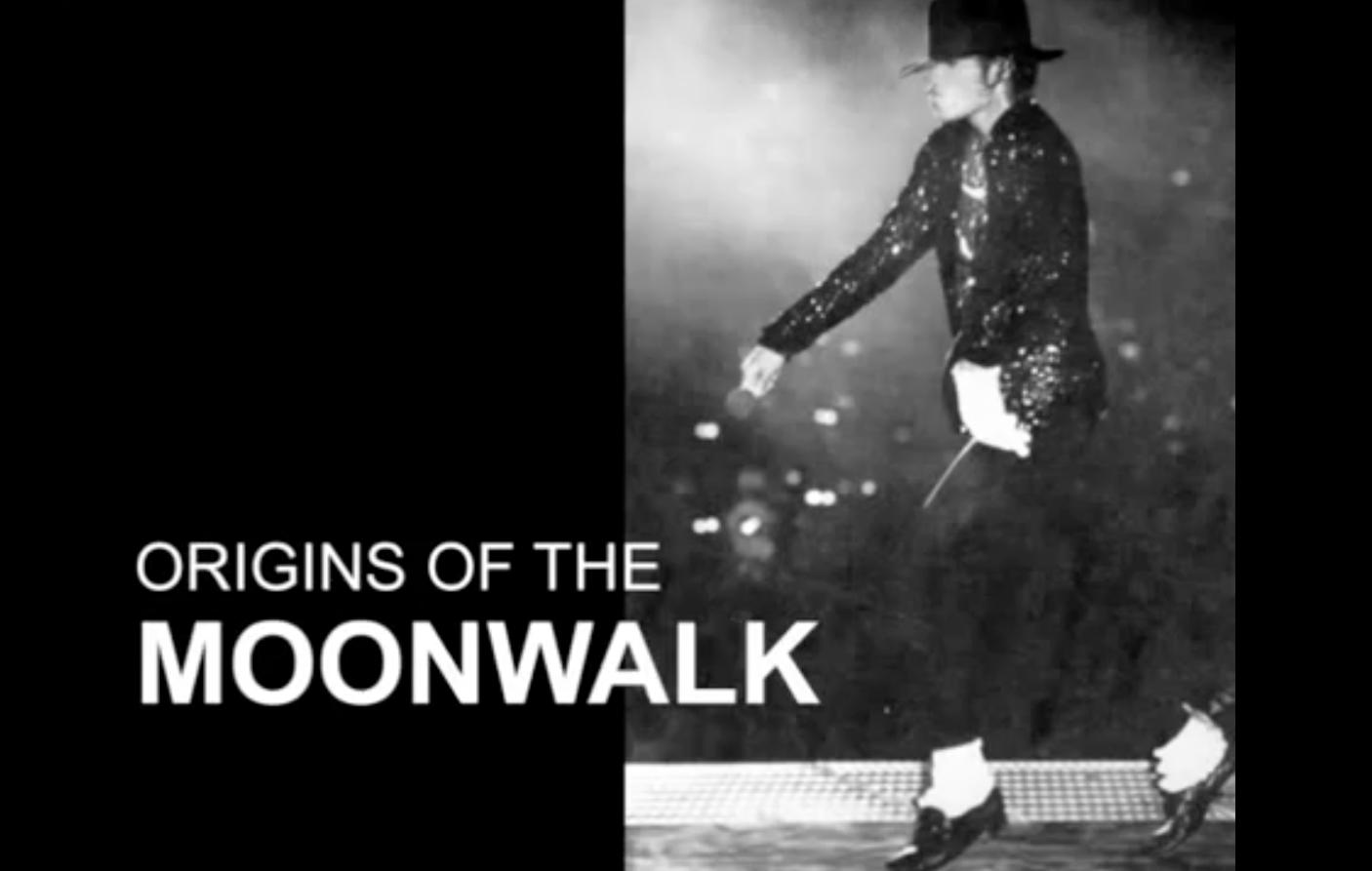 The Origins of Michael Jackson's Moonwalk: Vintage Footage of Cab
