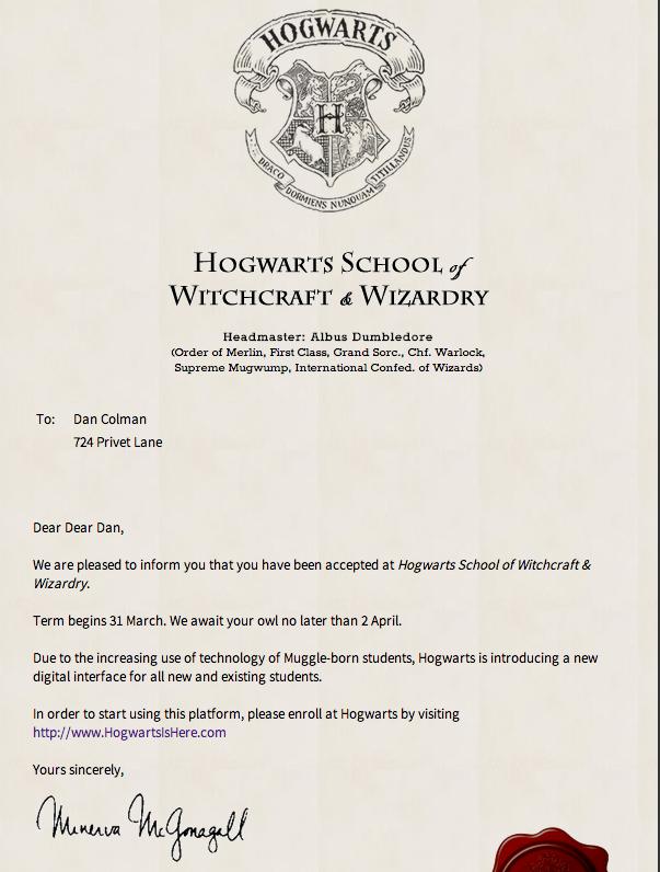 free hogwarts courses