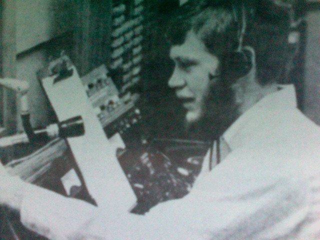 letterman in college