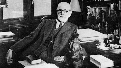 Sigmund freud study of dreams