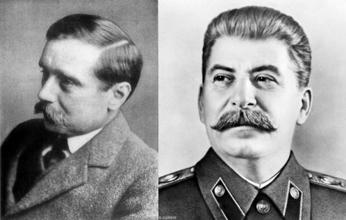 wells and stalin