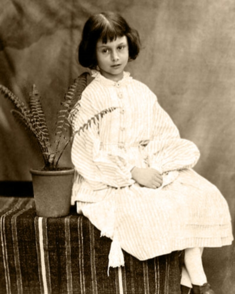 Lewis Carroll's Photographs Of Alice Liddell, The