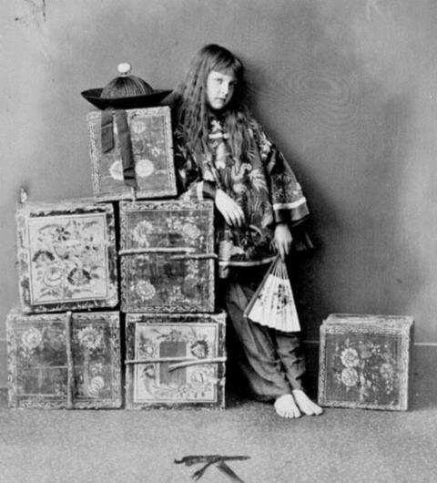 Kitchin,_Xie_'Tea_merchant_(off_duty)'_(Lewis_Carroll,_14.07.1873)