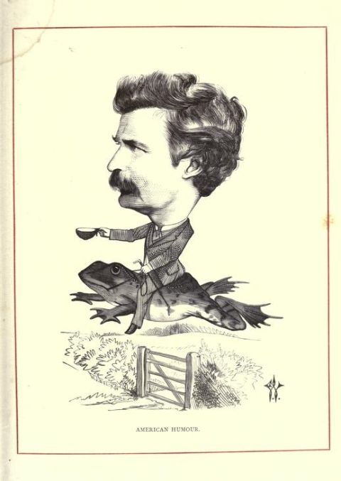 TwainPortrait