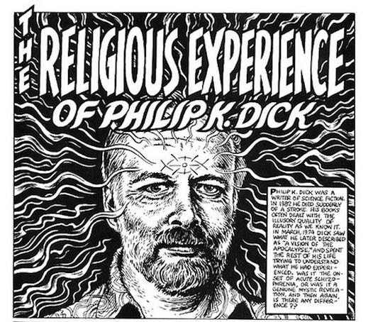 dick mystical