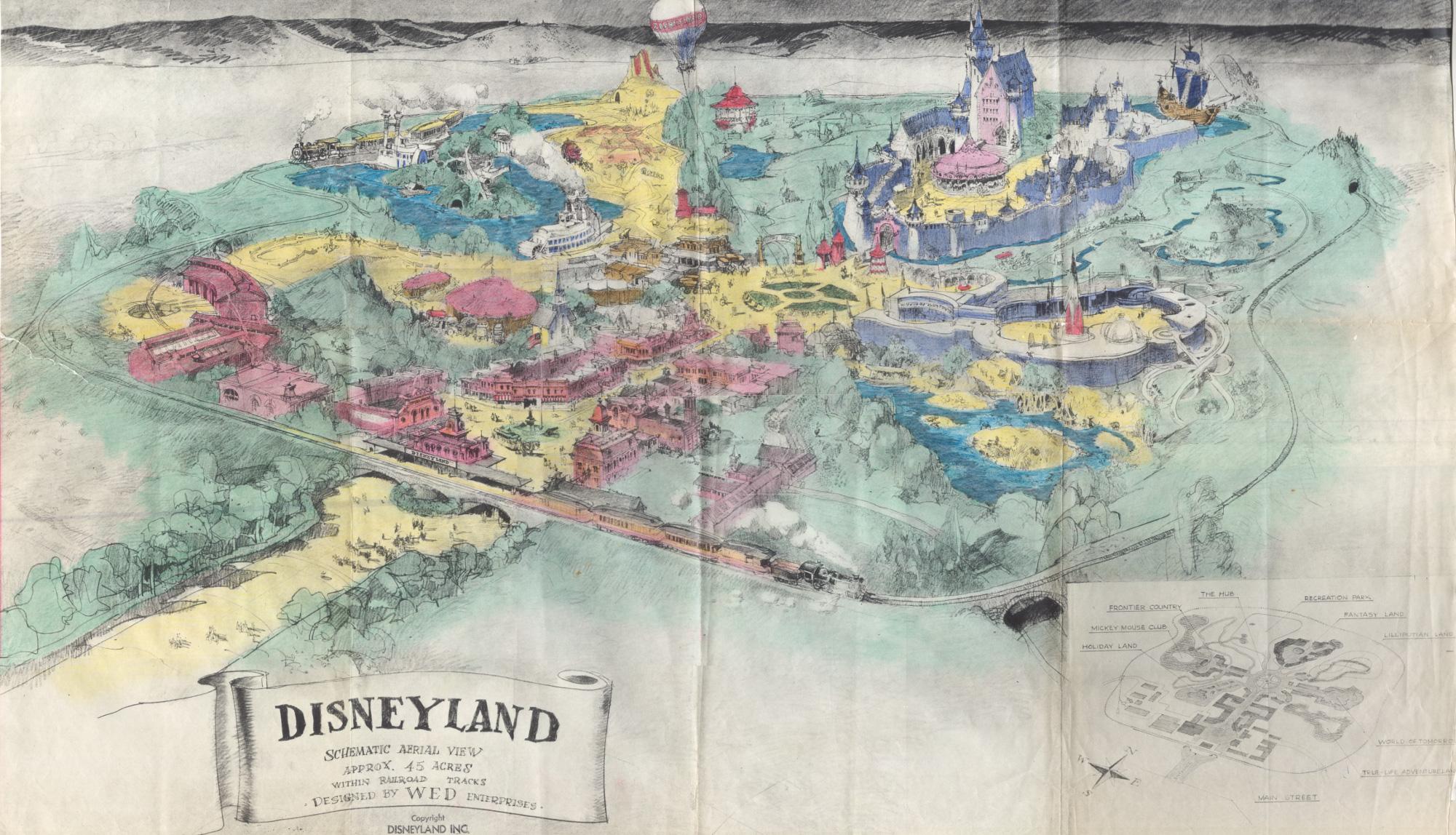 disneyland prospectus