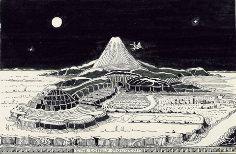 The-Lonely-Mountain-from--001