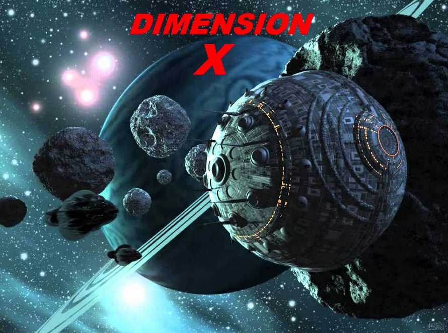 dimension x the 1950s scifi radio show that dramatized stories by