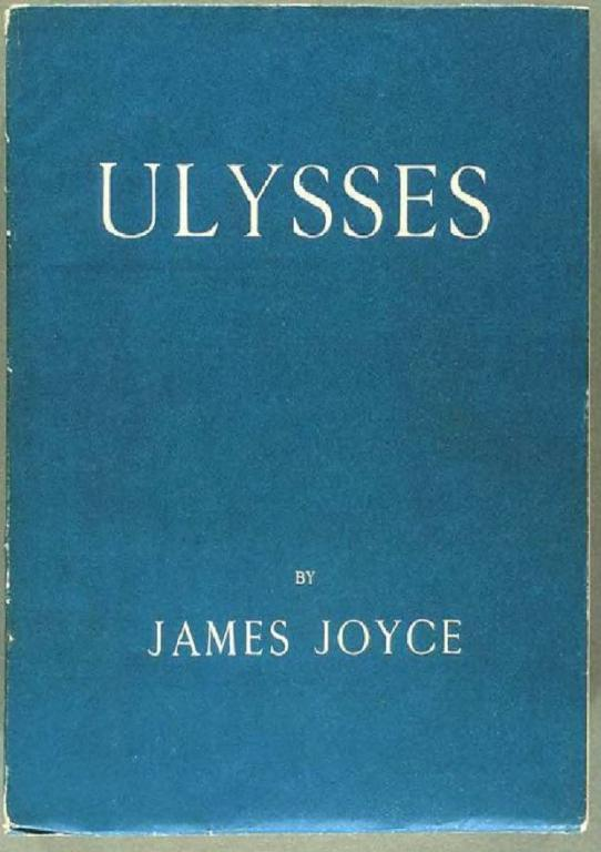 ulysses first edition