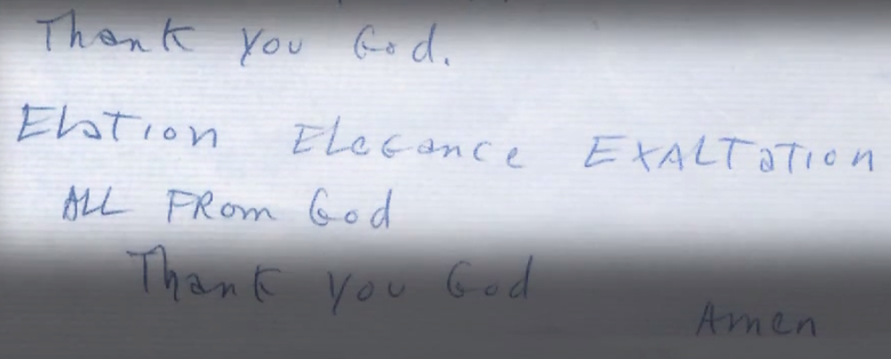 Watch John Coltrane Turn His Handwritten Poem Into a Sublime Musical Passage on A Love Supreme