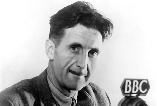 """George Orwell Reviews Mein Kampf: """"He Envisages a Horrible Brainless Empire"""" (1940)"""
