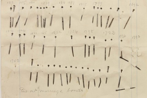 Jane Austen Used Pins to Edit Her Abandoned Manuscript, The Watsons