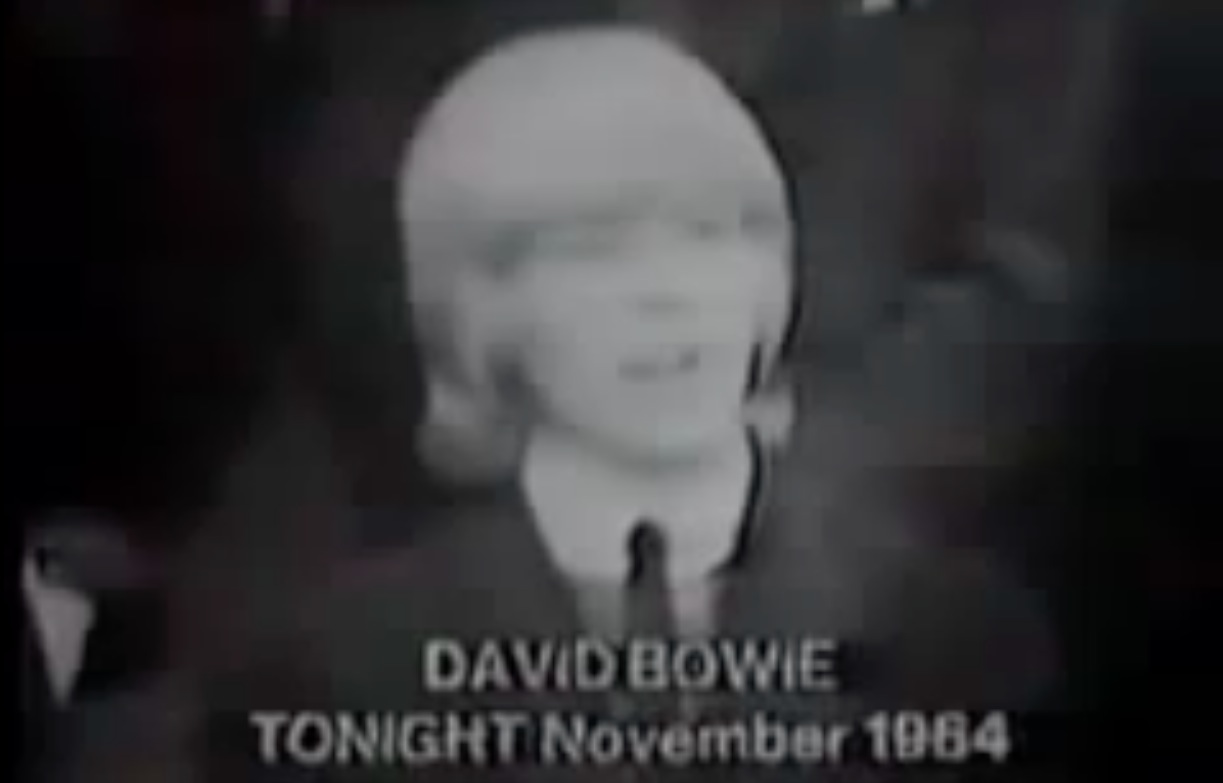 "A 17-Year-Old David Bowie Defends ""Long-Haired Men"" in His First TV Interview (1964)"