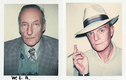 burroughs to capote