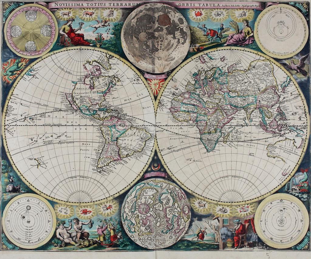 flickr archive globe