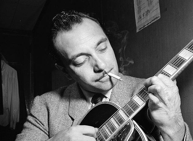 Django Reinhardt Demonstrates His Guitar Genius in Rare Footage From the 1930s, 40s & 50s