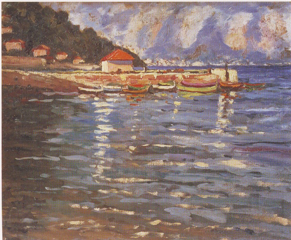 The Harbour at St. Jean Cap Ferrat